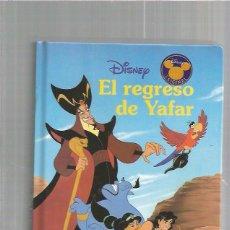 Libros de segunda mano: CLASICOS DISNEY GAVIOTA REGRESO YAFAR. Lote 91538570