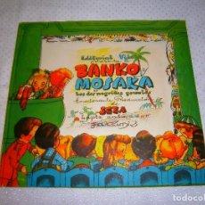 Libros de segunda mano: ANTIGUO CUENTO BANKO Y MOSAKA EN LOS DOS NEGRITOS GEMELOS-ED, VILCAR AÑO 1945. Lote 91854335