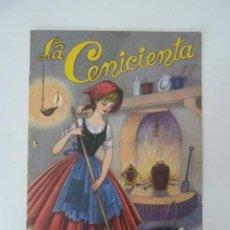 Libros de segunda mano: LA CENICIENTA. PEQUEÑOS ÁLBUMES ELSA. Nº 3.. Lote 92005215