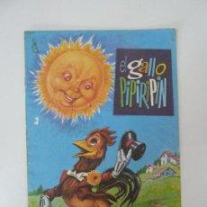 Libros de segunda mano: EL GALLO PIPIRIPIN. PEQUEÑOS ÁLBUMES ELSA. Nº 12.. Lote 92005635