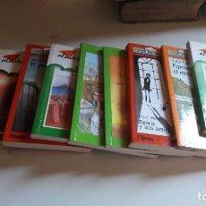 Libros de segunda mano: LITERATURA INFANTIL...10 LIBROS DE LITERATURA INFANTIL.. Lote 92897500
