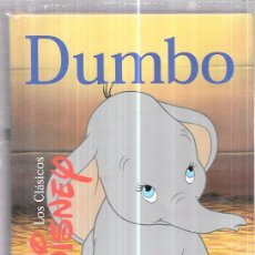 Libros de segunda mano: DUMBO. LOS CLASICOS DISNEY. EDICIONES GAVIOTA. 1998. MADRID. 112 PAGINAS. 23,3 X 17,7 CM. Lote 111731560