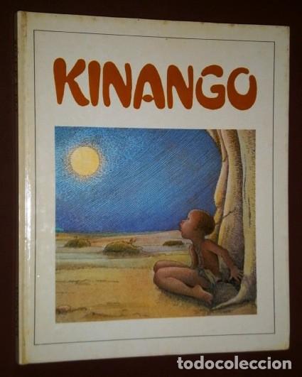KINANGO POR RICARDO ALCÁNTARA SGARB DE ED. LA GALERA EN BARCELONA 1982 (Libros de Segunda Mano - Literatura Infantil y Juvenil - Cuentos)