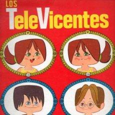 Libros de segunda mano: LOS TELEVICENTES. EDICIONES LAU - 1975 INCOMPLETO. Lote 93243375