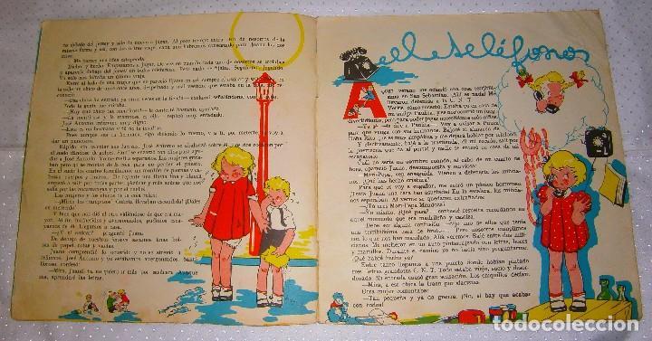 Libros de segunda mano: MARI-PEPA ENTRE LOS ROJOS Nº2 AÑO 1939 MUY RARO DE VERLO EN VENTA EN LA ACTUALIDAD - Foto 3 - 93359300