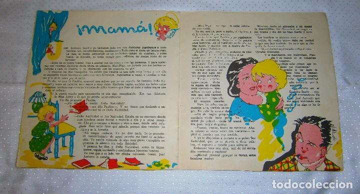 Libros de segunda mano: MARI-PEPA ENTRE LOS ROJOS Nº2 AÑO 1939 MUY RARO DE VERLO EN VENTA EN LA ACTUALIDAD - Foto 6 - 93359300