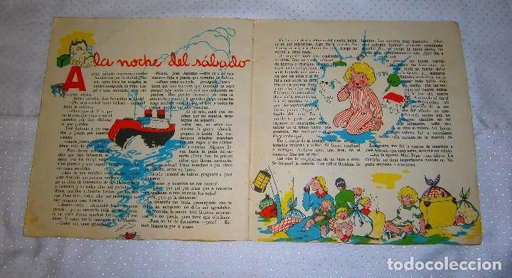 Libros de segunda mano: MARI-PEPA ENTRE LOS ROJOS Nº2 AÑO 1939 MUY RARO DE VERLO EN VENTA EN LA ACTUALIDAD - Foto 7 - 93359300