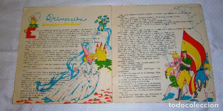 Libros de segunda mano: MARI-PEPA ENTRE LOS ROJOS Nº2 AÑO 1939 MUY RARO DE VERLO EN VENTA EN LA ACTUALIDAD - Foto 8 - 93359300