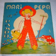 Libros de segunda mano: MARI-PEPA EN EL CAMPO Nº5 1ªSERIE AÑO 1941. Lote 93387610