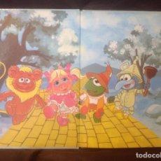 Libros de segunda mano: PEQUEÑECOS 1986 PLAZA JOVEN HENSON ASSOCIATES INC.. Lote 93789820