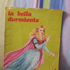 Libros de segunda mano: CUENTO LA BELLA DURMIENTE-FHER-1970. Lote 203971650