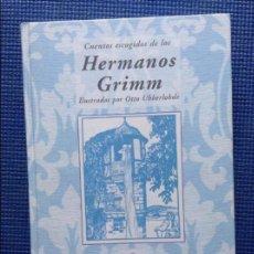 Libros de segunda mano: CUENTOS ESCOGIDOS DE LOS HERMANOS GRIMM . Lote 94682803