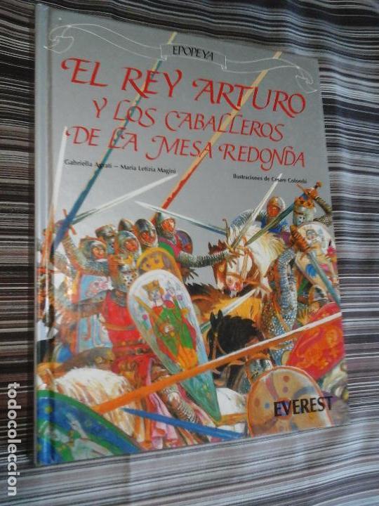 El Rey Arturo Y Los Caballeros De La Mesa Redon Vendido En Venta Directa 94724399