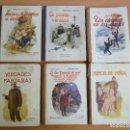 Libros de segunda mano: LOTE TITULOS BIBLIOTECA SELECTA (ED RAMON SOPENA, 1947-48). Lote 94751511