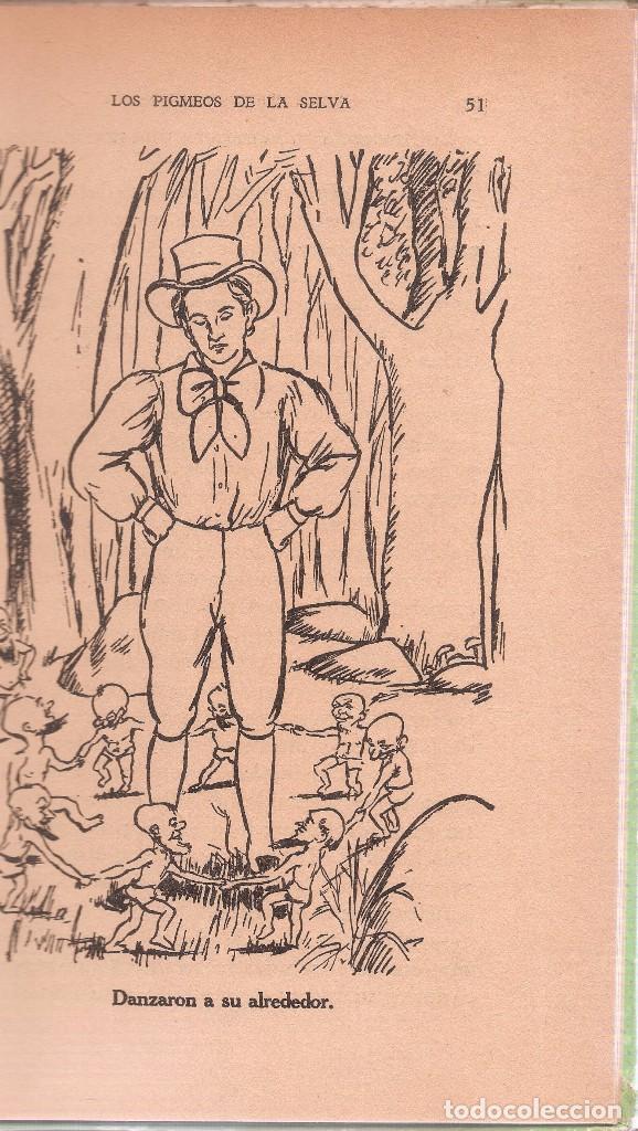 Libros de segunda mano: LOTE 3 LIBROS COLECCIÓN MARAVILLA - Nº 1, 2, 3 - JOSÉ BALLESTA EDITOR , Buenos Aires - Foto 12 - 94810007