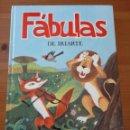 Libros de segunda mano: FABULAS DE IRIARTE - ED.SUSAETA - 1973 - 125 PAGS. - TAPA DURA - 16 X 22 CM - EN BUEN ESTADO. Lote 95412311
