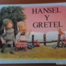 Libros de segunda mano: HANSEL Y GRETEL - EDICIONES PETRONIO - AÑO 1970 - VERSION: E.SANCHEZ - TAPA DURA - 21,5 X 30,5 CM. Lote 95569815