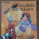 Libros de segunda mano: LA MAQUINA DEL TIEMPO - WALT DISNEY - ED. EVEREST - AÑO 1980 - 63 PAGS. - 23 X 30,2 CM - TAPA CARTON. Lote 95574083