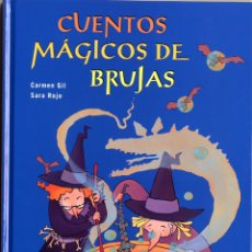 Libros de segunda mano - Cuentos mágicos de brujas - 95674556