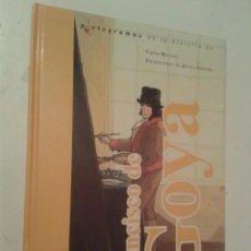 Libros de segunda mano - LIBRO FRANCISCO DE GOYA,EDICIONES SM - 95859871
