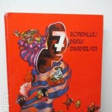 Libros de segunda mano: 7 RONDALLES BREUS D'ANDERSEN.. Lote 95942339