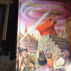Libros de segunda mano: BRUJAS, DUENDES Y OTROS SERES MÁGICOS. JOHN PATIENCE. Lote 95949640