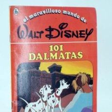 Libros de segunda mano - EL MARAVILLOSO MUNDO DE WALT DISNEY 8. 101 DÁLMATAS Bruguera, 1986 - 96011972
