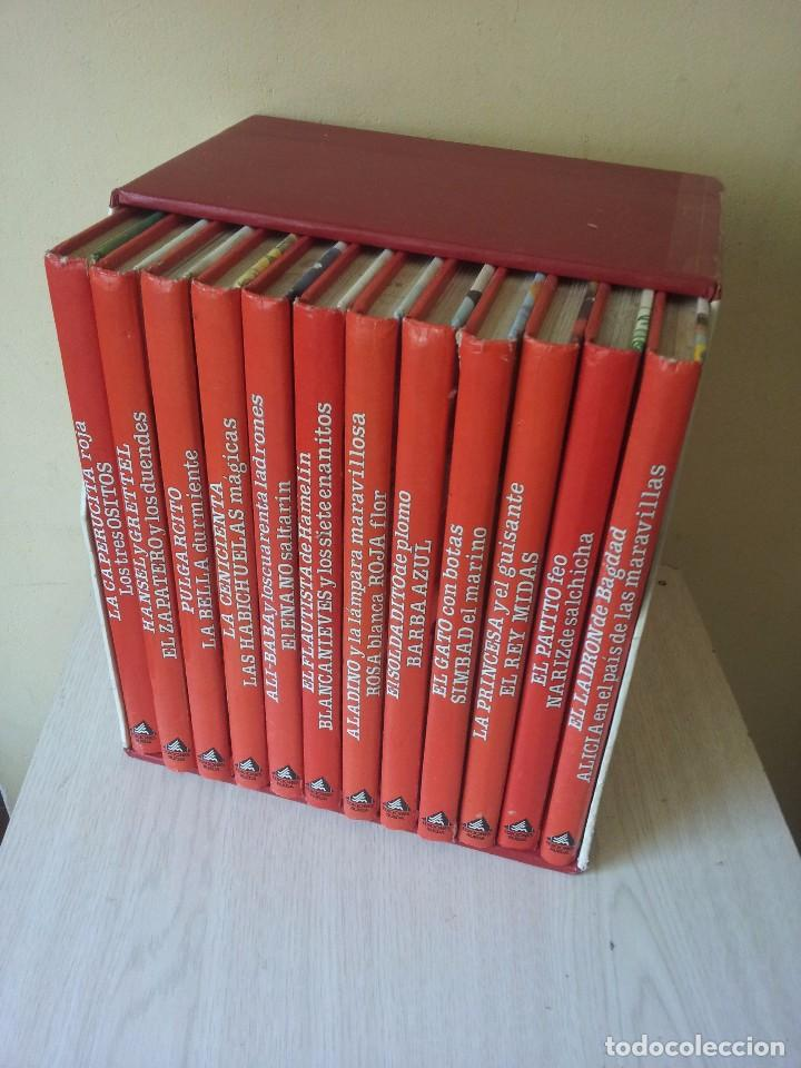MIS CUENTOS - COLECCION COMPLETA 12 TOMOS - EDICIONES RUEDA, DALMAU SOCIAS (Libros de Segunda Mano - Literatura Infantil y Juvenil - Cuentos)