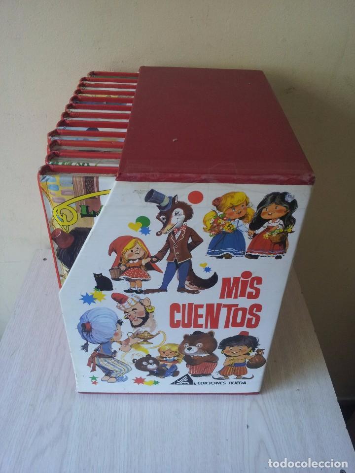 Libros de segunda mano: MIS CUENTOS - COLECCION COMPLETA 12 TOMOS - EDICIONES RUEDA, DALMAU SOCIAS - Foto 2 - 96285199