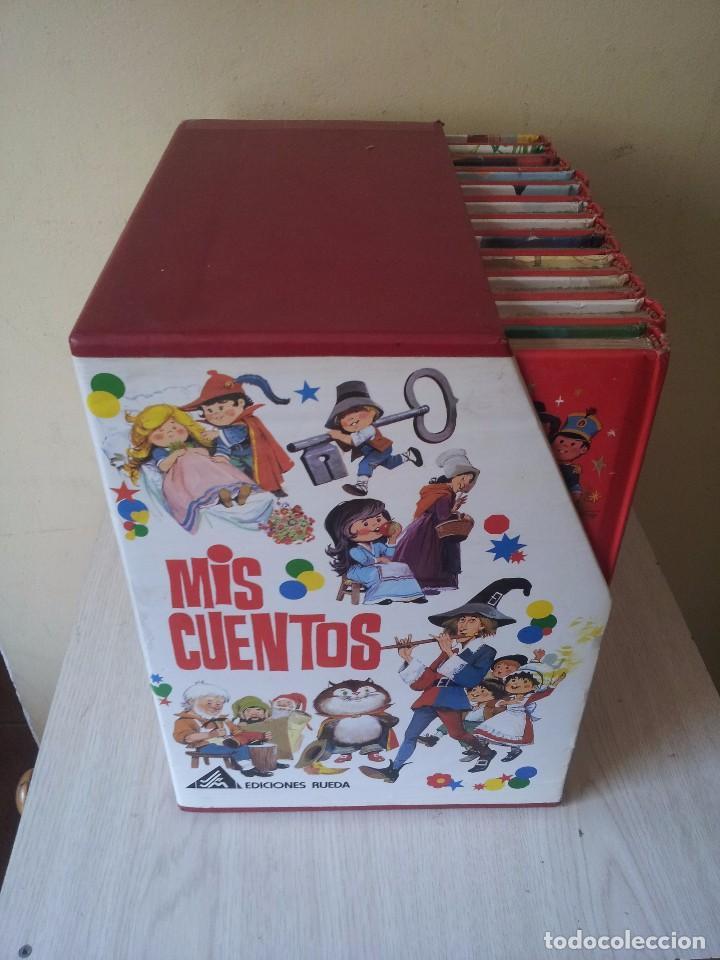 Libros de segunda mano: MIS CUENTOS - COLECCION COMPLETA 12 TOMOS - EDICIONES RUEDA, DALMAU SOCIAS - Foto 3 - 96285199
