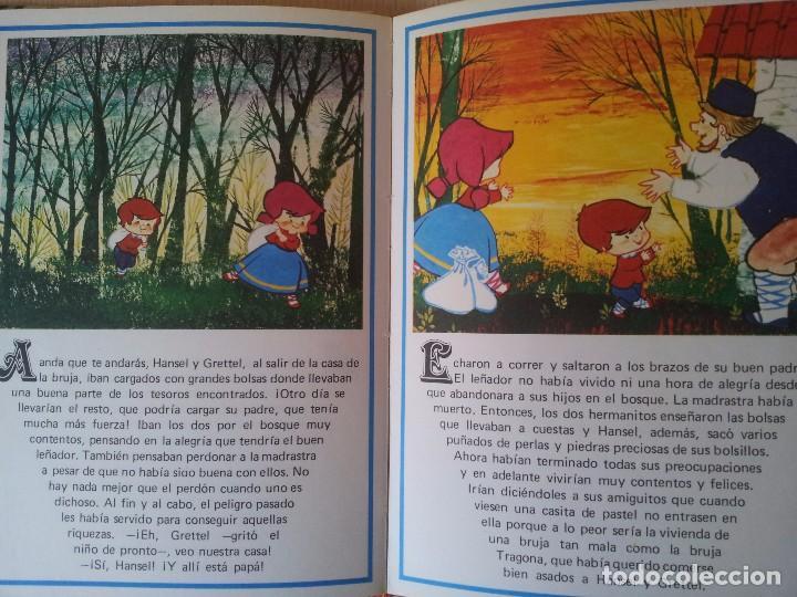 Libros de segunda mano: MIS CUENTOS - COLECCION COMPLETA 12 TOMOS - EDICIONES RUEDA, DALMAU SOCIAS - Foto 7 - 96285199