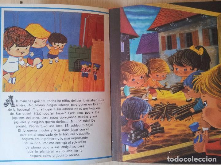 Libros de segunda mano: MIS CUENTOS - COLECCION COMPLETA 12 TOMOS - EDICIONES RUEDA, DALMAU SOCIAS - Foto 15 - 96285199