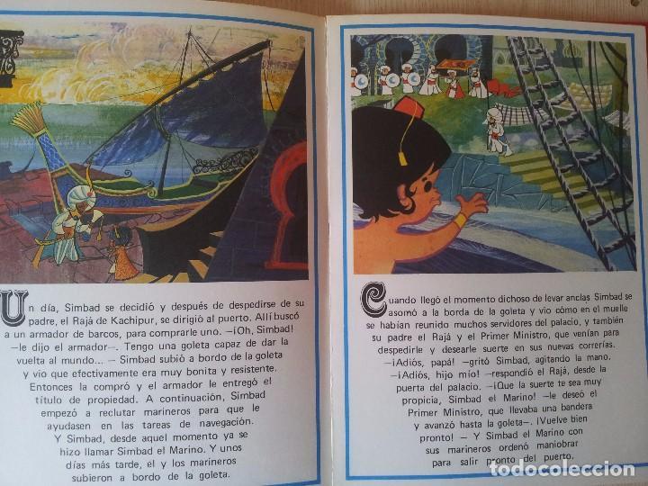 Libros de segunda mano: MIS CUENTOS - COLECCION COMPLETA 12 TOMOS - EDICIONES RUEDA, DALMAU SOCIAS - Foto 17 - 96285199