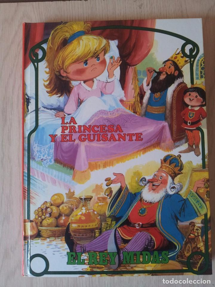 Libros de segunda mano: MIS CUENTOS - COLECCION COMPLETA 12 TOMOS - EDICIONES RUEDA, DALMAU SOCIAS - Foto 18 - 96285199