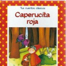 Libros de segunda mano: VE15- CAPERUCITA ROJA DE 25 PAGS... Lote 96297459