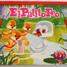 Libros de segunda mano: EL PATITO FEO - CUENTOS CLÁSICOS PANORÁMICOS Nº 2 - EDITORIAL ROMA 1972. Lote 96421983