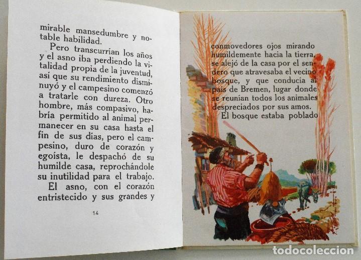 Libros de segunda mano: LA RATITA PRESUMIDA - EDITORIAL CULTURA Y PROGRESO - BILBAO 1973 - TAPA DURA - Foto 3 - 96423903