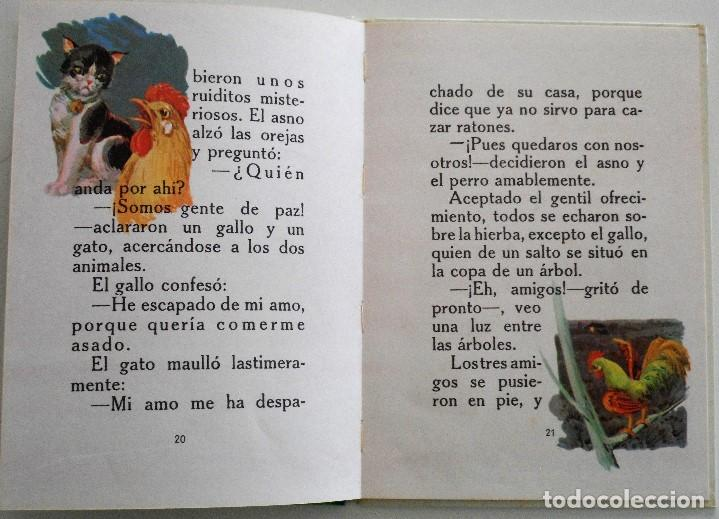 Libros de segunda mano: LA RATITA PRESUMIDA - EDITORIAL CULTURA Y PROGRESO - BILBAO 1973 - TAPA DURA - Foto 4 - 96423903