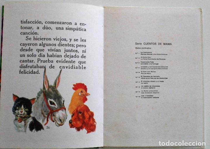 Libros de segunda mano: LA RATITA PRESUMIDA - EDITORIAL CULTURA Y PROGRESO - BILBAO 1973 - TAPA DURA - Foto 5 - 96423903