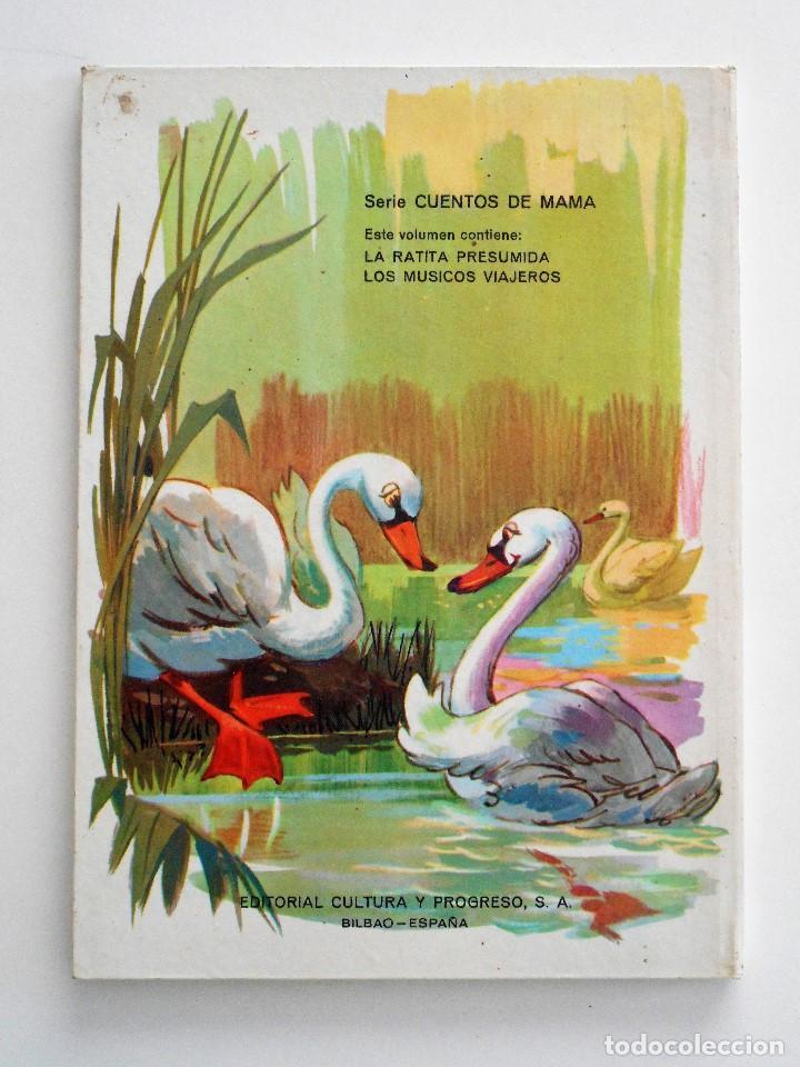 Libros de segunda mano: LA RATITA PRESUMIDA - EDITORIAL CULTURA Y PROGRESO - BILBAO 1973 - TAPA DURA - Foto 6 - 96423903