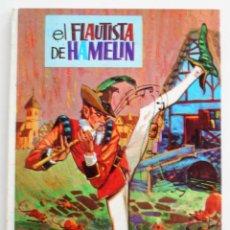 Libros de segunda mano: EL FLAUTISTA DE HAMELIN - EDITORIAL CULTURA Y PROGRESO - BILBAO 1973 - TAPA DURA. Lote 96423975
