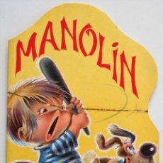 Libros de segunda mano: MANOLIN - SERIE ILUSIÓN Nº 16 - EDITORIAL GOYA 1967 - ILUSTRADOR A. GABRIEL. Lote 96441651