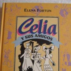 Libros de segunda mano: ELENA FORTUN--CELIA Y SUS AMIGOS. Lote 96872875