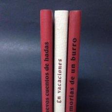 Livres d'occasion: LOTE CUENTOS CONDESA DE SEGUR. Lote 97005099