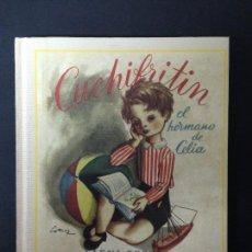 Libros de segunda mano: CUCHIFRITÍN EL HERMANO DE CELIA. EDICION FACSÍMIL. Lote 97005395