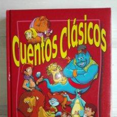 Libros de segunda mano: 12 CUENTOS CLÁSICOS.. Lote 97439443