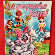 Libros de segunda mano: LA PEQUEÑA RANI CUENTO DE LA COLECCION CUENTOS DE ANIMALES EDITADO POR GR. Lote 97445679