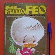 Libros de segunda mano: EL PATITO FEO Y OTROS CUENTOS, BRUGUERA, 1973. Lote 97494879