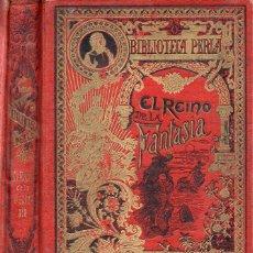 Libros de segunda mano: CORDELIA : EL REINO DE LA FANTASÍA (BIBL. PERLA CALLEJA, C. 1920). Lote 97503667