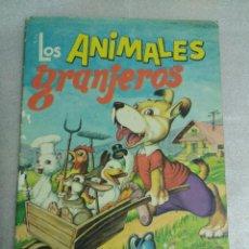 Libros de segunda mano: CUENTO DE LA SERIE MIS ANIMALITOS LOS ANIMALES GRANJEROS-EDITORIAL VASCO AMERICANA ORIGINAL 1967. Lote 98090059